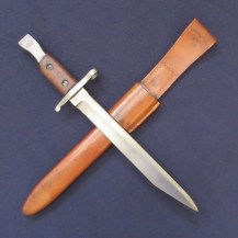 Canadian Ross Bayonet 1