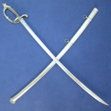 Dutch M1852 Infantry Sword 16