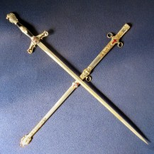 US Masonic Sword by the Pettibone Manufacturing Co. 1